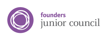 The logo for the Founders Junior Council