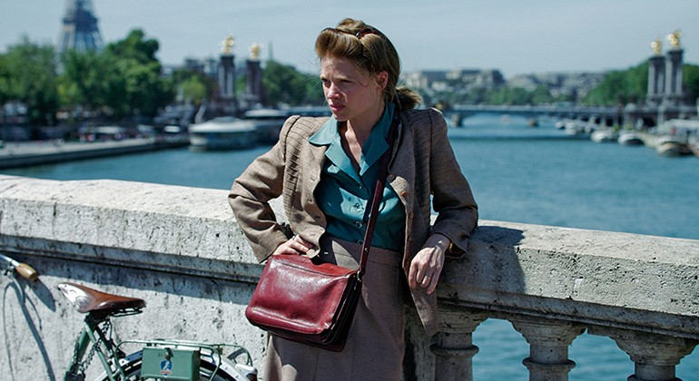 A still from the film Memoir of War (La Douleur)
