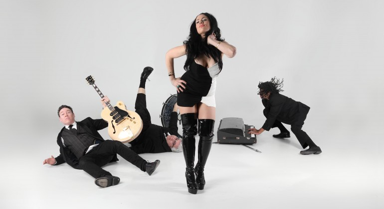 Image result for laura rain and the caesars