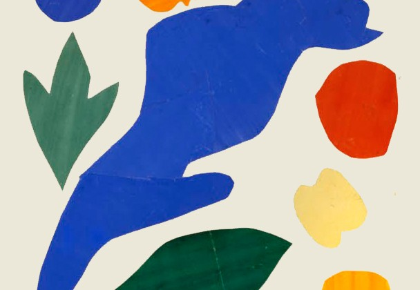 An image from Henri Matisse's Jazz