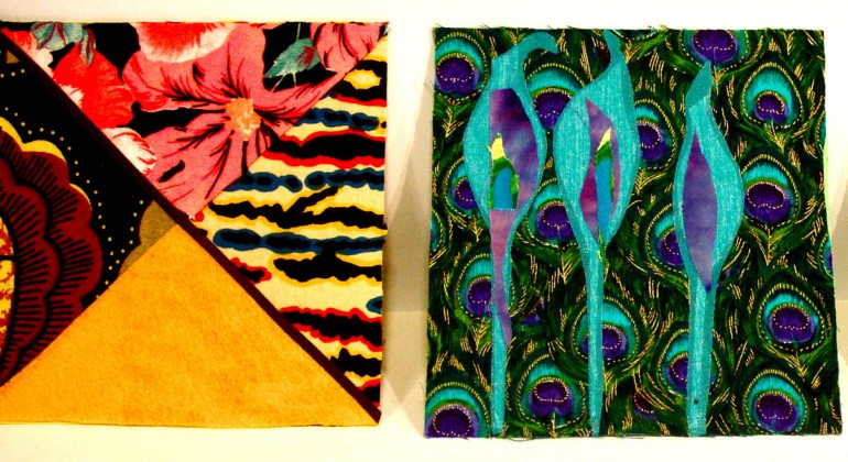 Examples of quilting