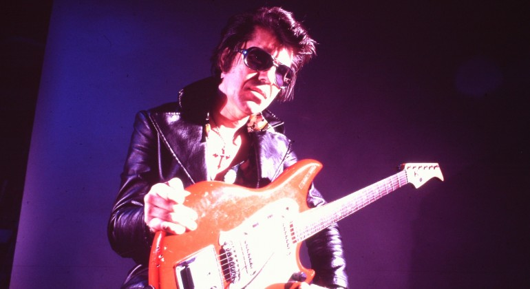 Link Wray as seen in Rumble