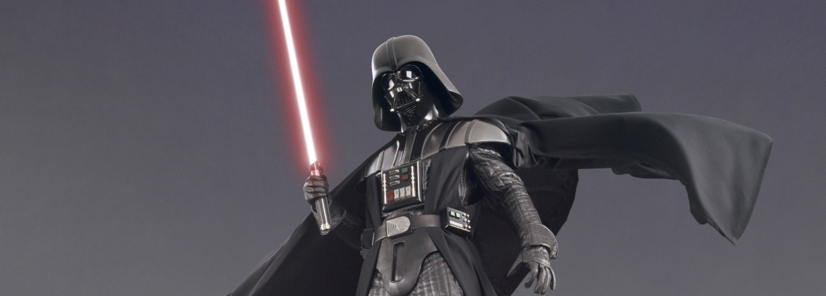 Darth Vader, Star Wars™: Return of the Jedi. © & ™ 2018 Lucasfilm Ltd. All rights reserved. Used under authorization.