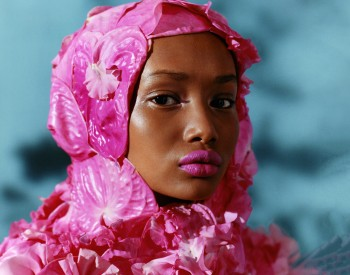Tyler Mitchell, Untitled (Hijab Couture), New York, 2019