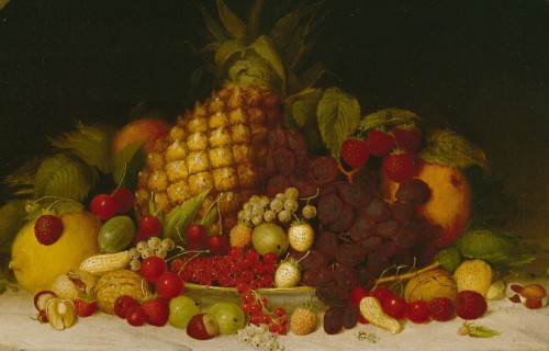 Robert Duncnson, Fruit Piece