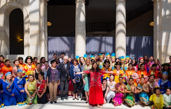 Representatives of Asian Pacific American Heritage Month