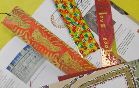Drop-In Workshop - Bookmarks & Little Libraries