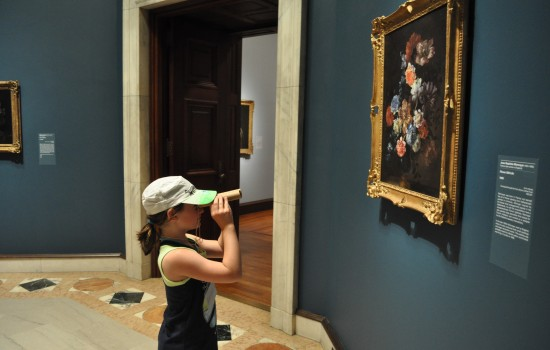 NAEA/AAMD Impact of Art Museum Programs on Students Research Initiative