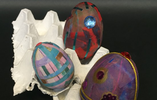Drop-In Workshop: Decorative Eggs