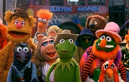 The Muppets from The Muppet Movie