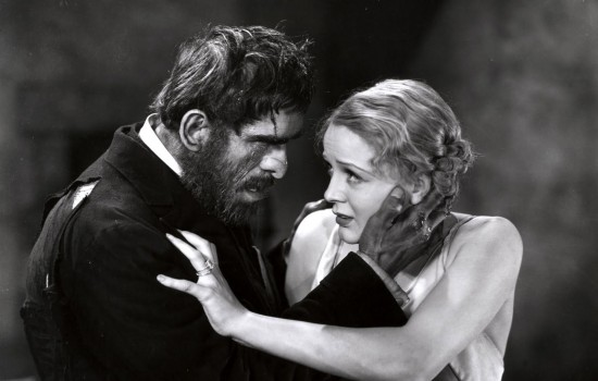 A scene from The Old Dark House directed by James Whale