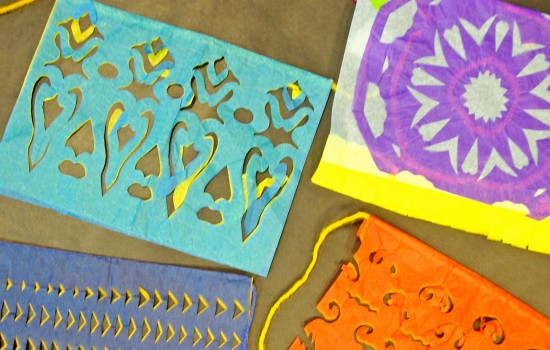 Papel Picado, Drop-In Workshop