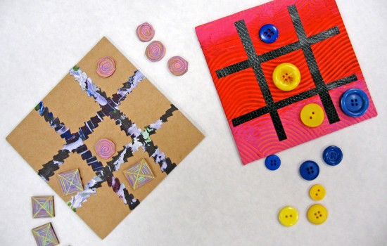 Tic Tac Toe & Other Board Games