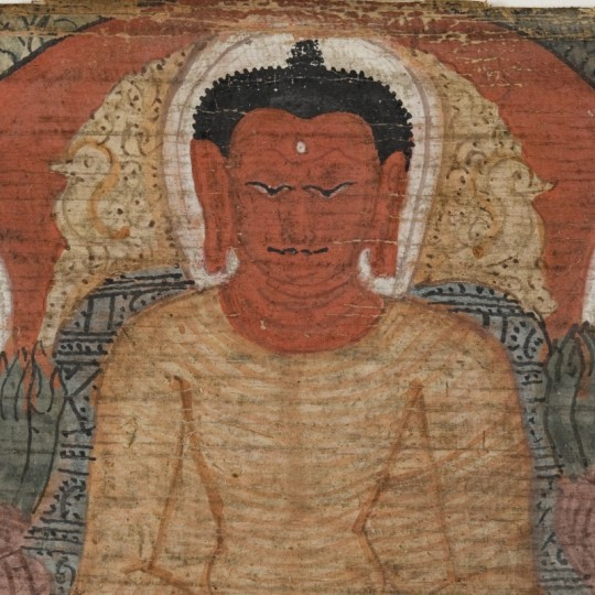 "Manuscript of the ""Perfection of Wisdom in Eight Thousand Verses"" (Ashtasahasrika Prajnaparamita)"
