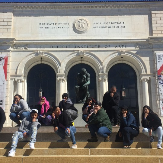 Making Home with the DIA Teen Council