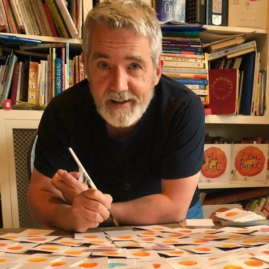 Peter Reynolds Author Photo