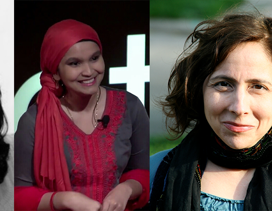 Poetry Reading with Alise Alousi, Sakila Islam, and Dunya Mikhail