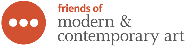 Friends of Modern & Contemporary Art Group Logo