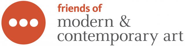 Friends of Modern and Contemporary Art logo
