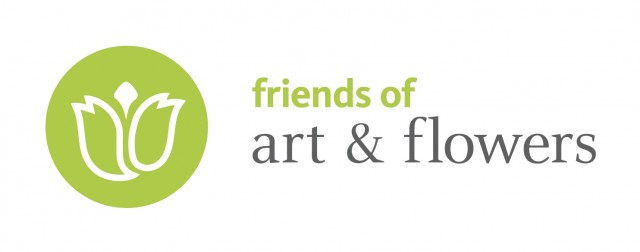 Friends of Art and Flowers logo
