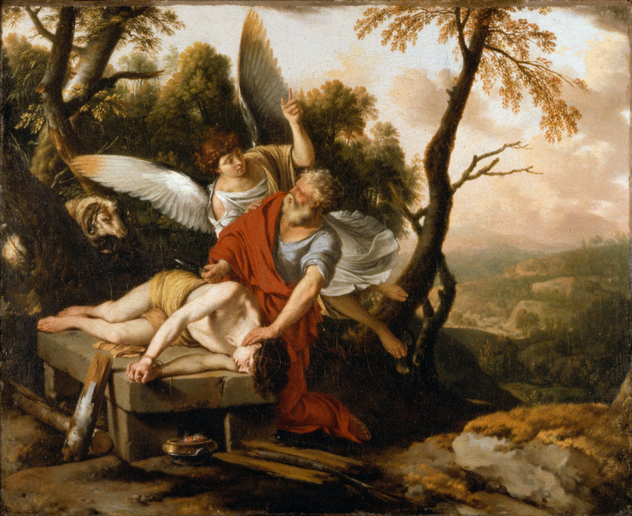 The Sacrifice of Isaac | Detroit Institute of Arts Museum